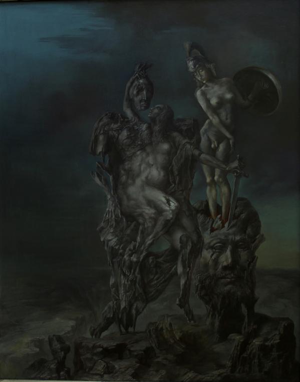Alexandra Müller-Jontschewa | Judith | Surrealismus Aktuelle