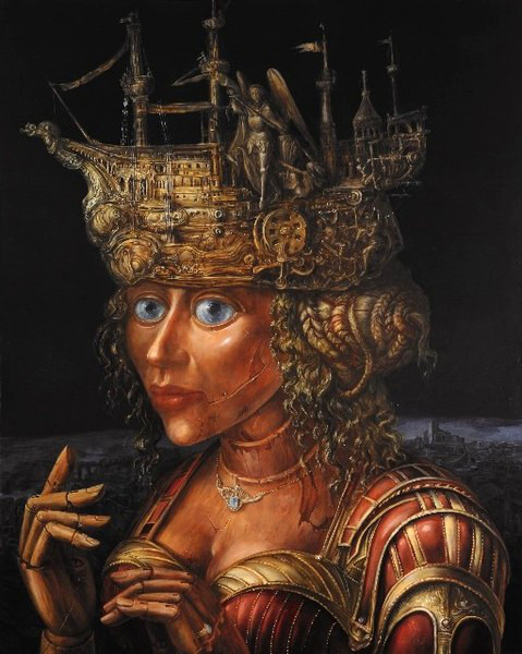 Alexandra Müller-Jontschewa | Gräfin Bianca Lancia | Surrealismus Aktuelle