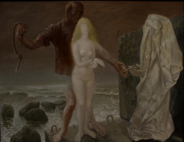 Hans-Peter Müller | Die Züchtigung | Surrealismus Aktuelle