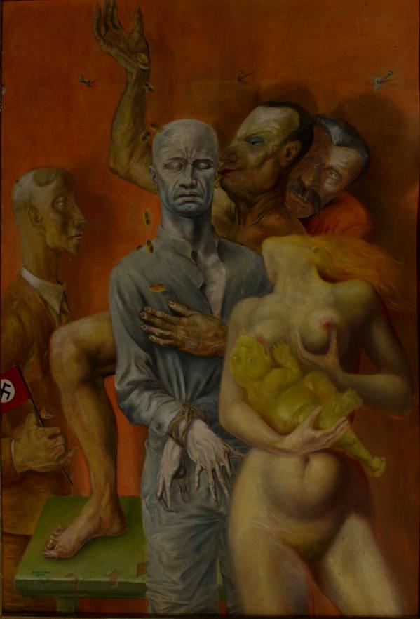 Hans-Peter Müller | Der Antrag | Surrealismus Aktuelle