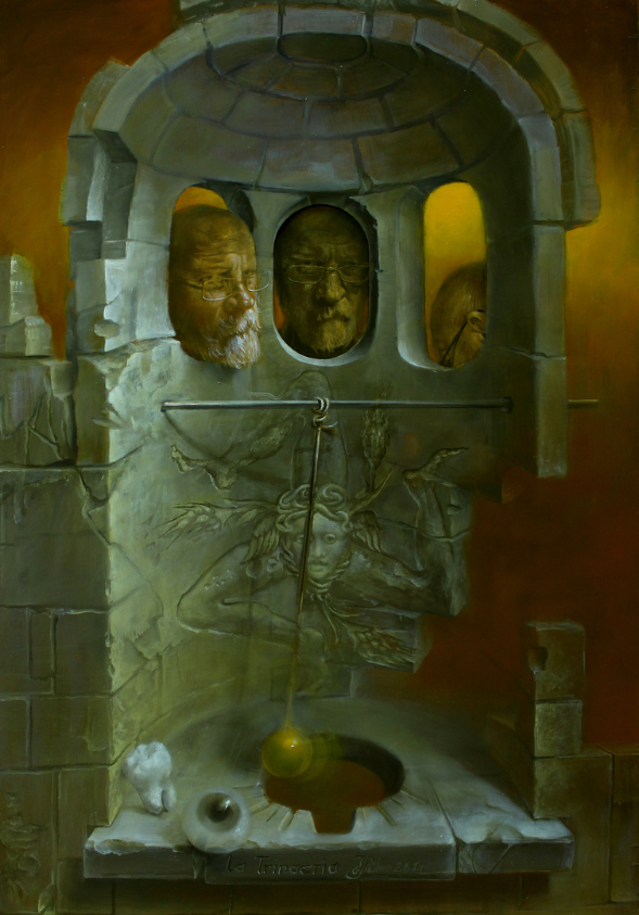 Hans-Peter Müller | La Trinacria | Surrealismus Aktuelle